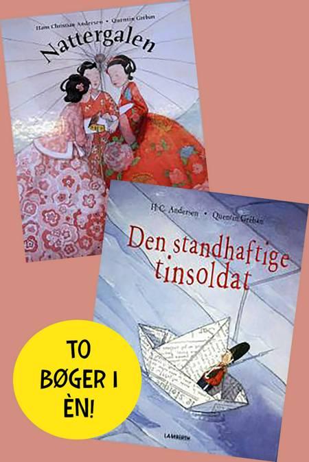 Nattergalen og Den standhaftige tinsoldat af H.C. Andersen og Lena Lamberth