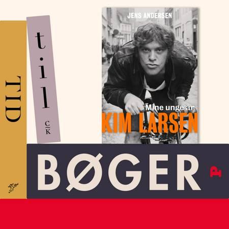 Jens Andersen om Kim Larsens unge år - del 1:2 af Jens Andersen
