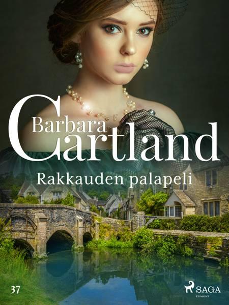 Rakkauden palapeli af Barbara Cartland