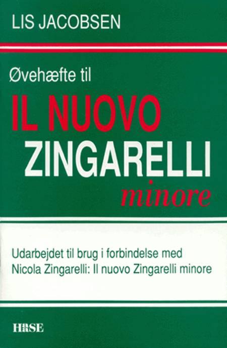 Øvehæfte til Il nuovo Zingarelli minore af Lis Jacobsen