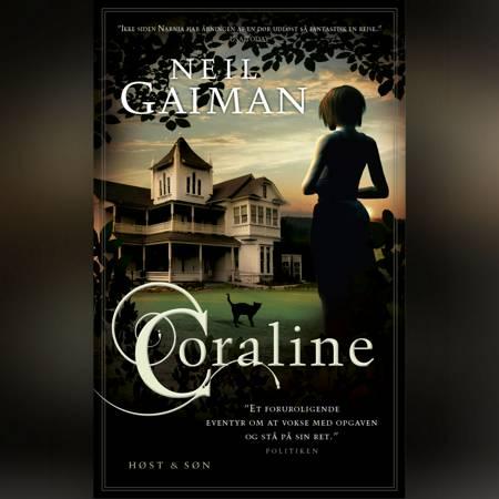 Coraline, jubilæumsudgave af Neil Gaiman