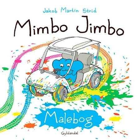 Mimbo Jimbo Malebog af Jakob Martin Strid
