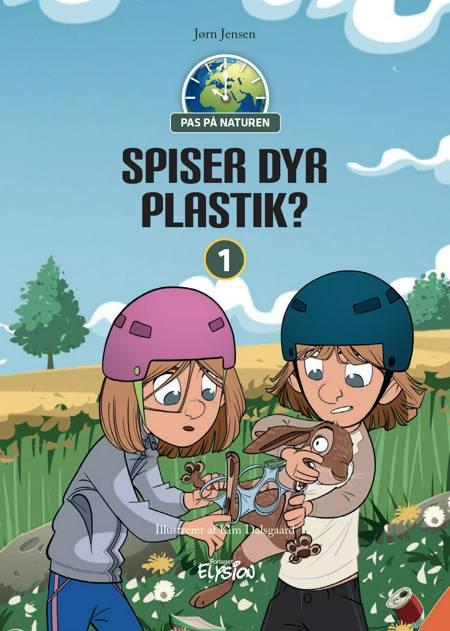 Spiser dyr plastik? af Jørn Jensen