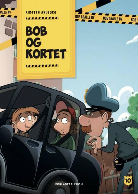 Bob og kortet af Kirsten Ahlburg