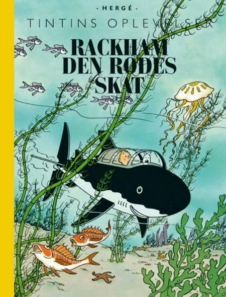 Rackham den Rødes skat af Hergé