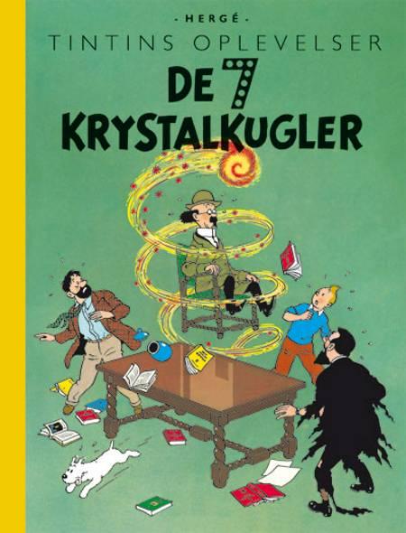 De 7 krystalkugler af Hergé