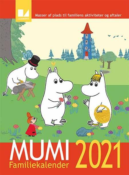 MUMI familiekalender 2021