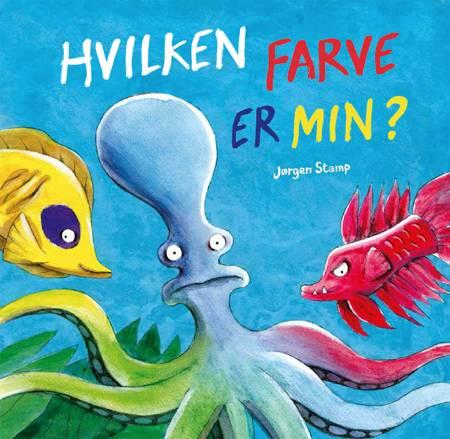Hvilken farve er min? af Jørgen Stamp