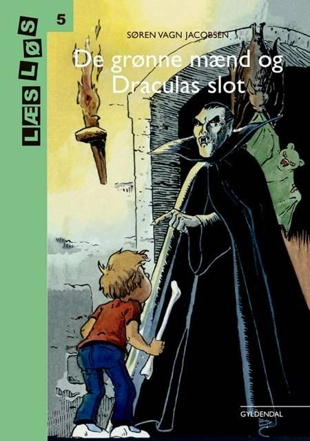 Bo-bøger. De grønne mænd og Draculas slot af Søren Vagn Jacobsen