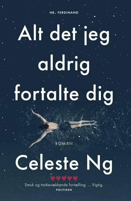 Alt det jeg aldrig fortalte dig af Celeste Ng