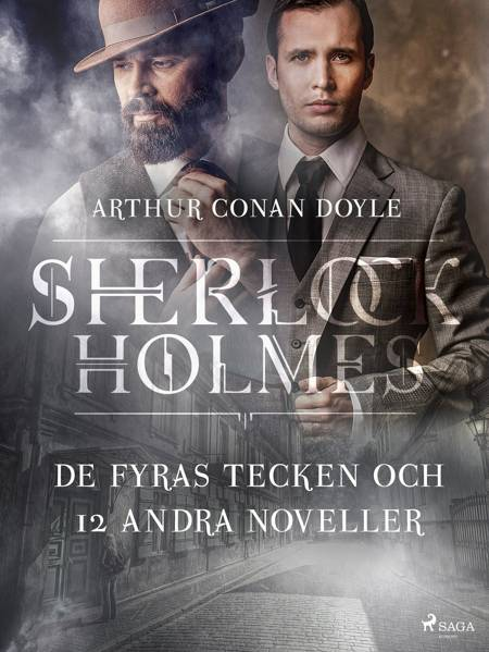 De fyras tecken och 12 andra noveller af Arthur Conan Doyle