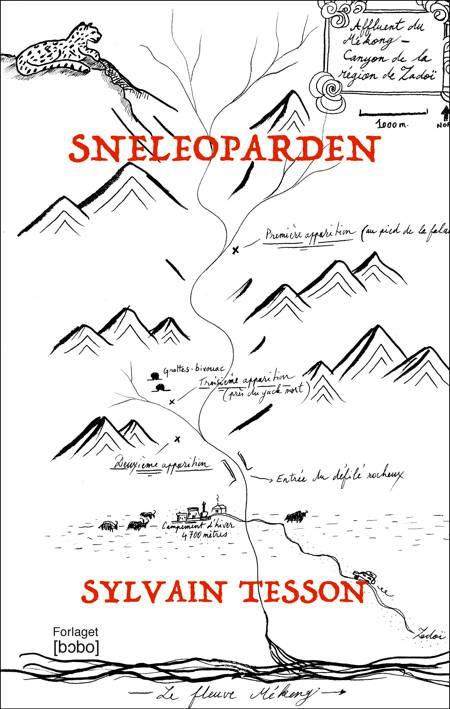 Sneleoparden af Sylvain Tesson