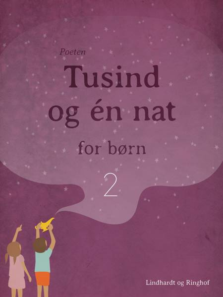 Tusind og én nat for børn 2 af Poul Sørensen