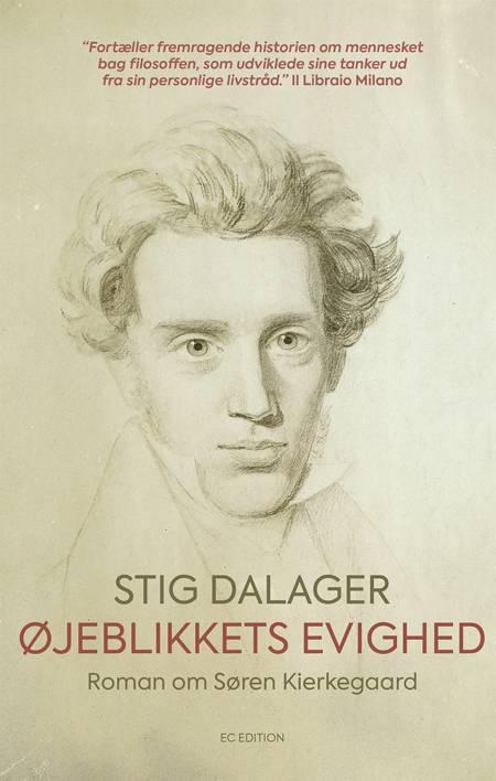 Øjeblikkets evighed af Stig Dalager