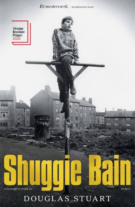 Shuggie Bain af Douglas Stuart