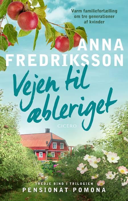 Vejen til æbleriget af Anna Fredriksson