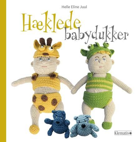 Hæklede babydukker af Helle Eline Juul