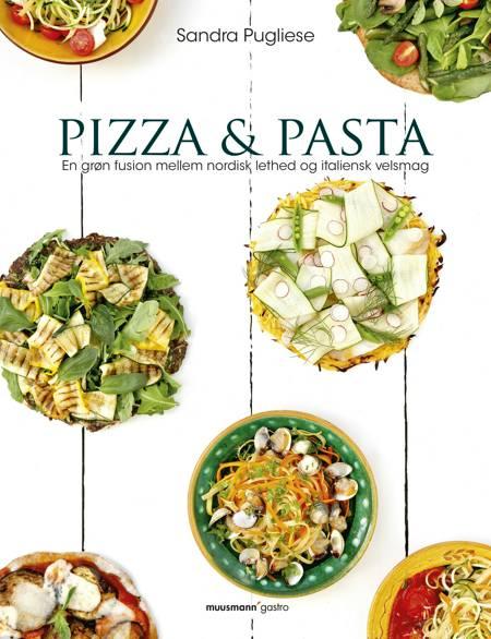 Pizza & pasta af Sandra Pugliese