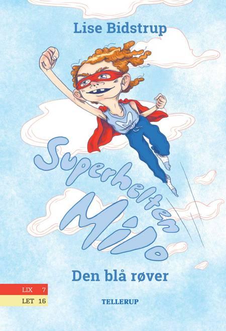 Den blå røver af Lise Bidstrup