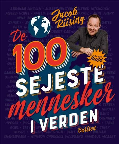 De 100 sejeste mennesker i verden af Jacob Riising