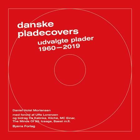 Danske pladecovers af Daniel Holst Mortensen