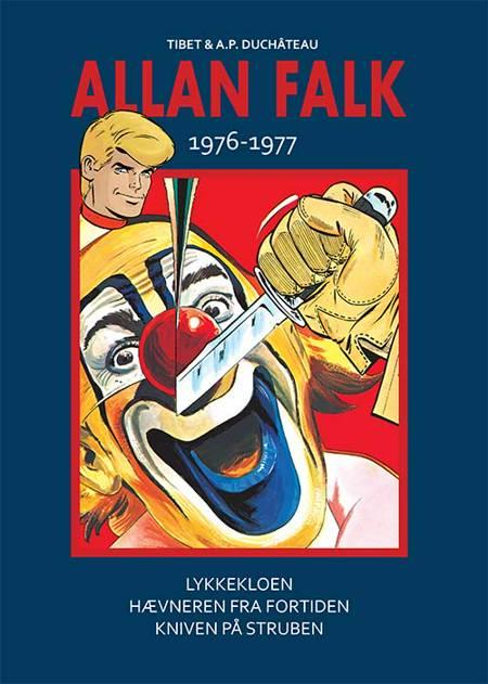 Allan Falk 1976-1977 af Duchâteau