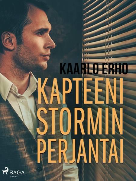 Kapteeni Stormin perjantai af Kaarlo Erho