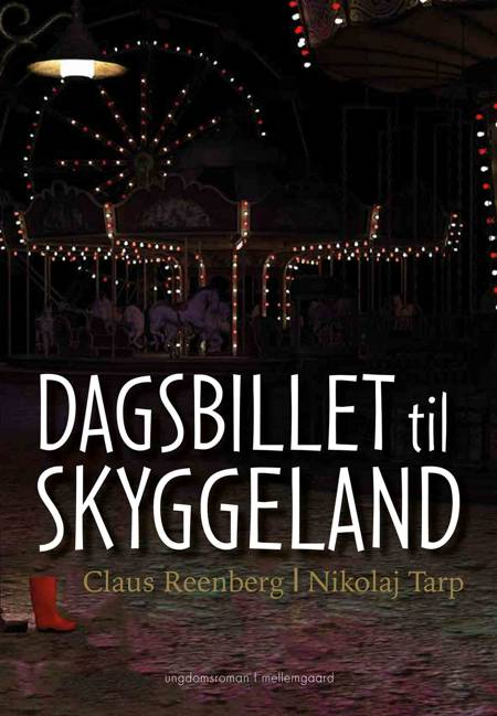 Dagsbillet til Skyggeland af Nikolaj Tarp og Claus Reenberg