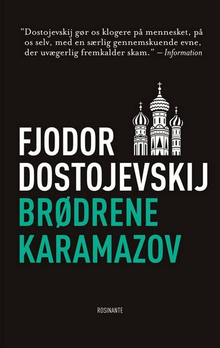Brødrene Karamazov 1-2 af F. M. Dostojevskij