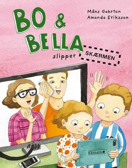 Bo & Bella slipper skærmen af Måns Gahrton