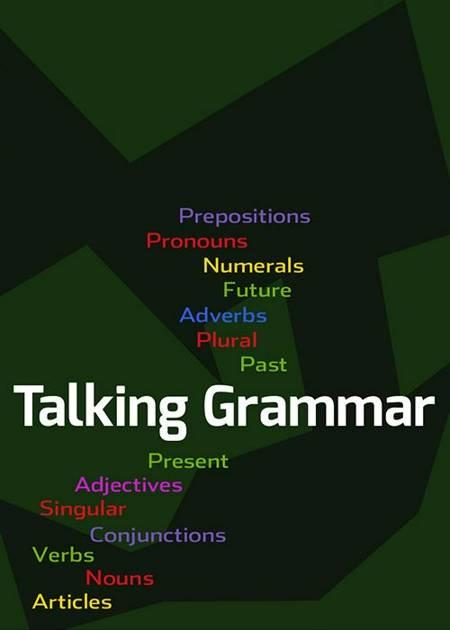 Talking grammar af Lisbeth Jacobsen