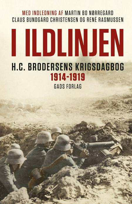 I ildlinjen af Hans Christian Brodersen