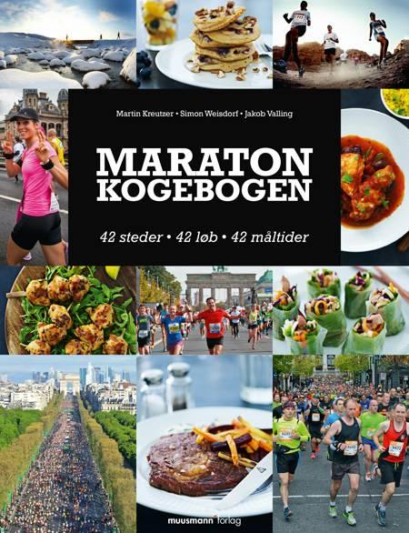 Maratonkogebogen af Martin Kreutzer, Simon Weisdorf, Jakob Valling og Simon Weisdorf og Jakob Valling