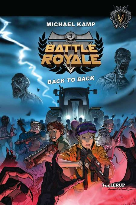 Battle Royal #3: Back to Back af Michael Kamp