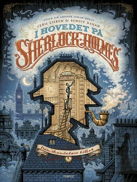 I hovedet på Sherlock Holmes af Cyril Liéron