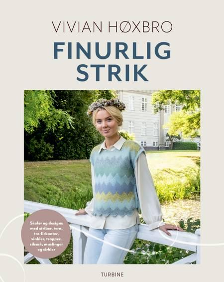 Finurlig strik af Vivian Høxbro