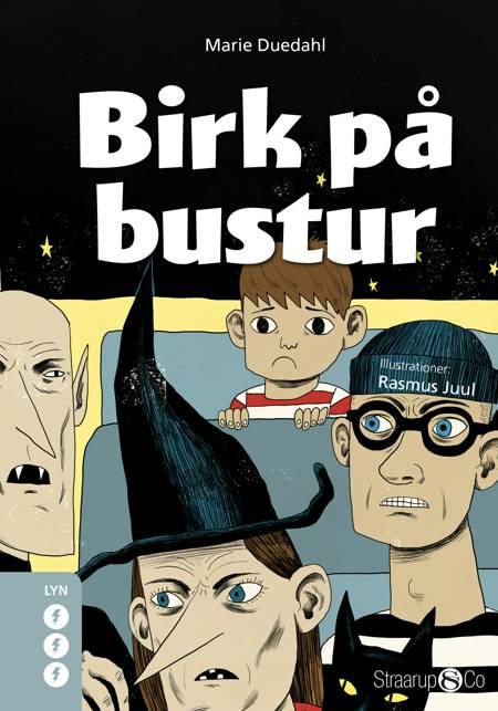 Birk på bustur af Marie Duedahl
