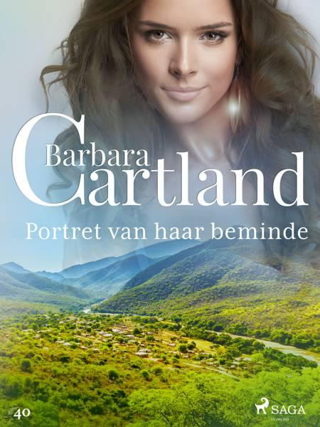 Portret van haar beminde af Barbara Cartland