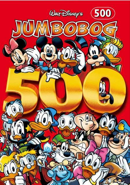 Jumbobog 500 af Disney