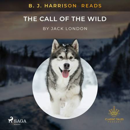 B. J. Harrison Reads The Call of the Wild af Jack London