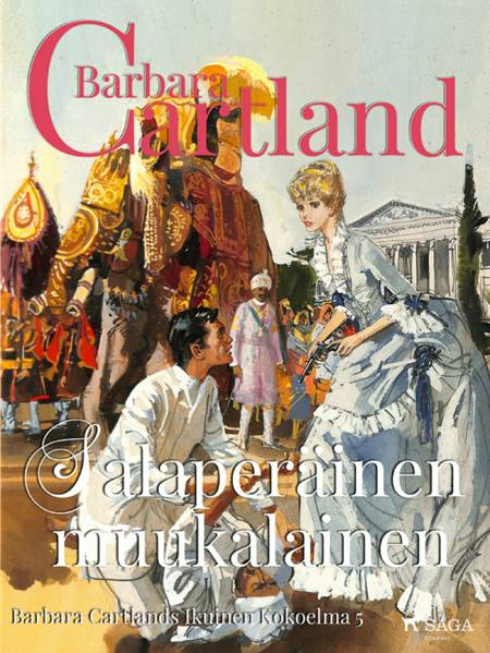 Salaperäinen muukalainen af Barbara Cartland