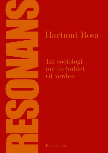 Resonans af Hartmut Rosa