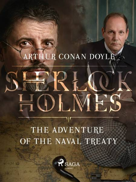 The Adventure of the Naval Treaty af Arthur Conan Doyle