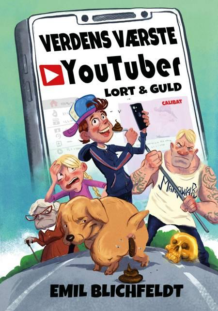 Verdens værste Youtuber af Emil Blichfeldt
