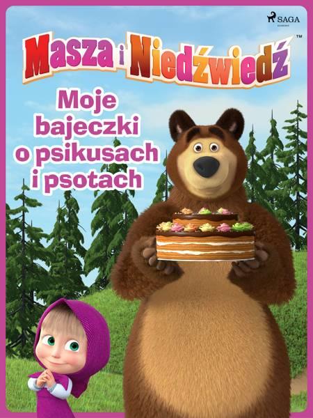 Masza i Niedźwiedź - Moje bajeczki o psikusach i psotach af Animaccord Ltd