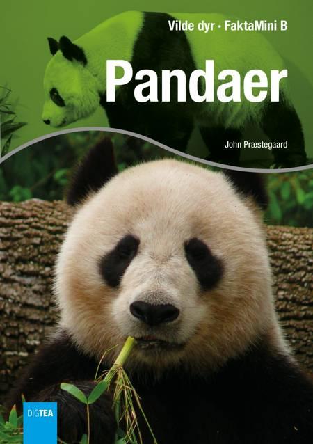 Pandaer af John Præstegaard
