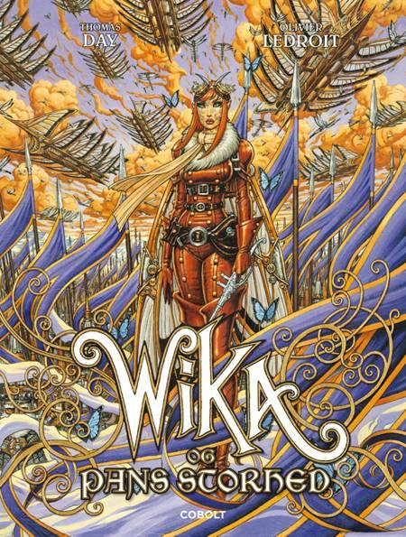 Wika og Pans storhed af Thomas Day og Olivier Ledroit