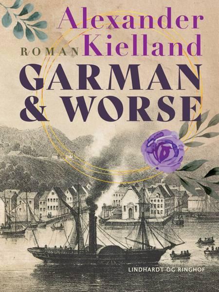 Garman & Worse af Alexander Kielland og Edvard Brandes