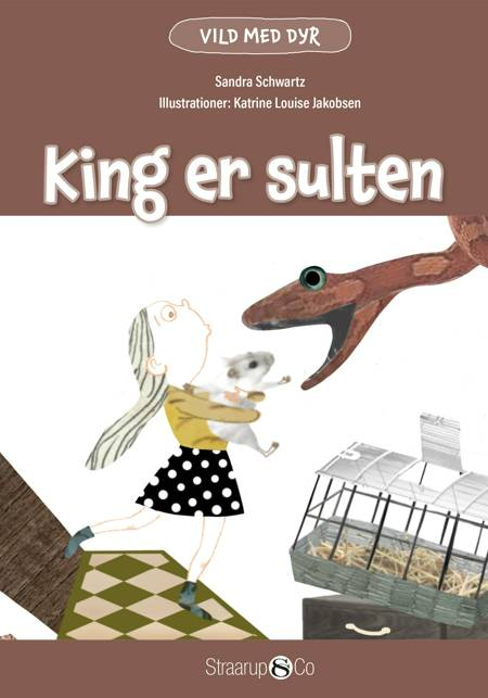 King er sulten af Sandra Schwartz