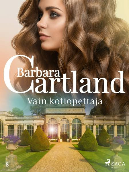 Vain kotiopettaja af Barbara Cartland